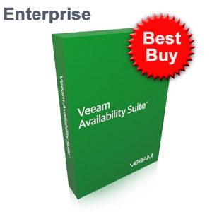 Veeamshop: Veeam Availability Suite Enterprise - Product box