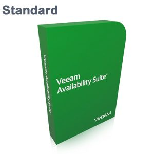 Veeamshop: Veeam Availability Suite Standard - Product box