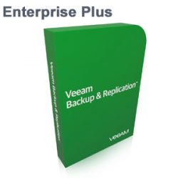 Veeamshop: Veeam Backup & Replication Enterprise Plus - Product box