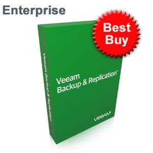 Veeamshop: Veeam Backup & Replication Enterprise - Product box