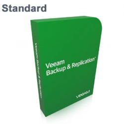 Veeamshop: Veeam Backup & Replication Standard - Product box