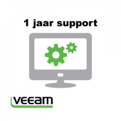 Veeamshop - 1 jaar support