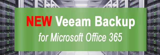 Veeamshop: Veeam Backup for Microsoft Office 365 - banner