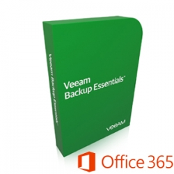 Veeamshop: Veeam Backup Essentials - Microsoft Office 365