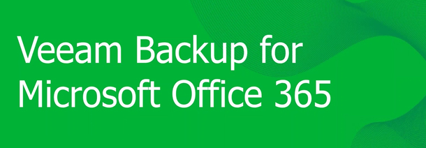 Veeam Back-up voor Office 365