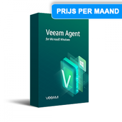 Veeamshop - Veeam Agent - box - maand