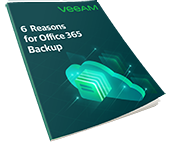 Veeamshop - MS365 Backup - 6-reasons