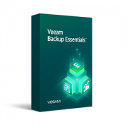 Veeamshop - Veeam Backup Essentials - box - perpetual