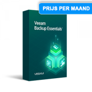 Veeamshop - Veeam Backup Essentials - box - maand
