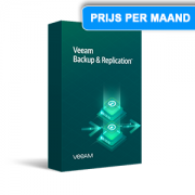 Veeamshop - Veeam Backup & Replication Flex - box - maand