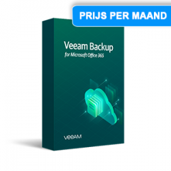 Veeamshop - Veeam Backup for Microsoft 365 - box - maand