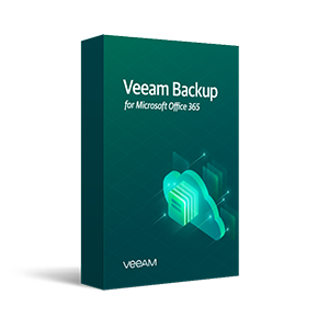 Veeamshop - Veeam Backup for MS 365 - box