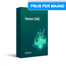 Veeamshop-Veeam Flex: Veeam One - maand licentie