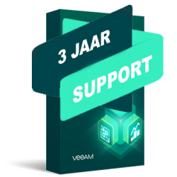 Veeamshop - 3 jaar support